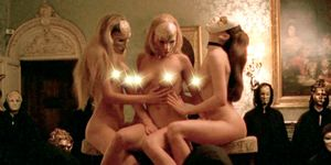 Eyes Wide Shut Sex Party