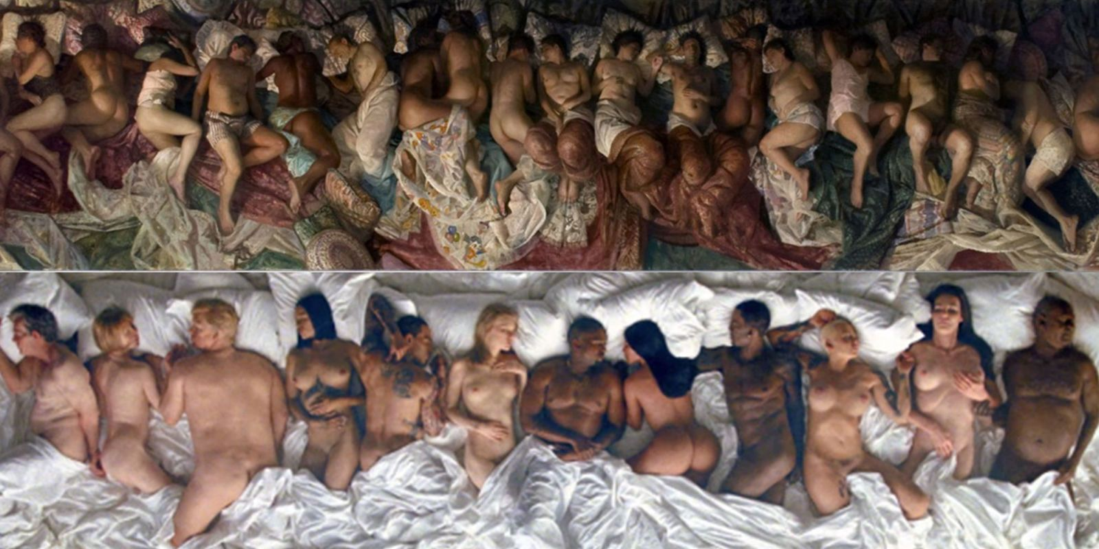 "The Artist Who Inspired Kanye West's ""Famous"" Visuals Responds to the Video"