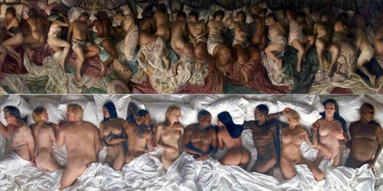 """The Artist Who Inspired Kanye West's """"Famous"""" Visuals Responds to the Video"""