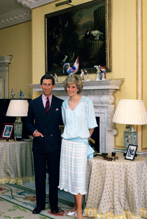 "<p><a href=""http://www.hrp.org.uk/kensington-palace/history-and-stories/palace-people/diana-princess-of-wales/diana/#gs._TTdmoM"" target=""_blank"">Charles and Diana moved</a> into the space after their wedding in 1981. Residents would spot the new princess shopping at nearby Kensington High Street and visiting the local movie theater. </p>"