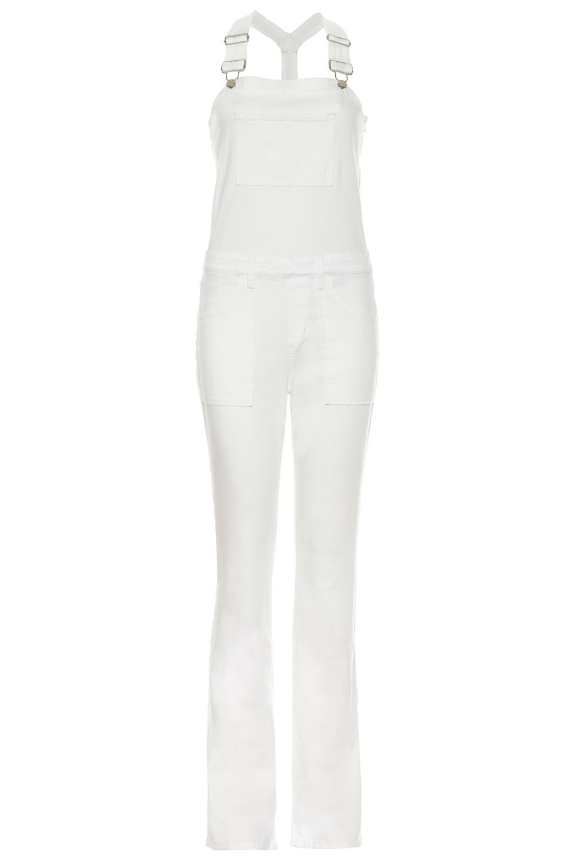 "<p><strong>Joe's Jeans</strong> overalls, $115, <a href=""http://www.joesjeans.com/Charlie-High-Rise-Overall/-2028078651448489984/Product?sku=ADKANN5228-23-ANN"" target=""_blank"">joesjeans.com</a>. </p>"