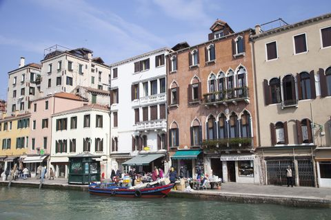 Window, Waterway, Town, Watercraft, Water, Neighbourhood, Boat, Building, Boats and boating--Equipment and supplies, Mixed-use,