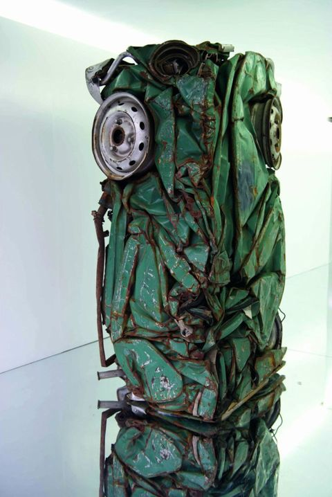 Camouflage, Military camouflage, Teal, Sculpture, Cargo pants, Wire,