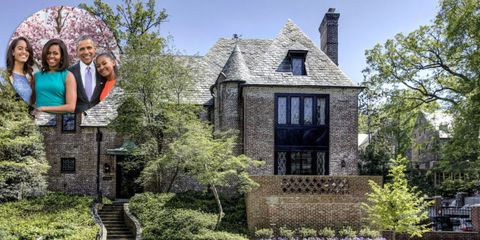 See Inside The Obamas' New House