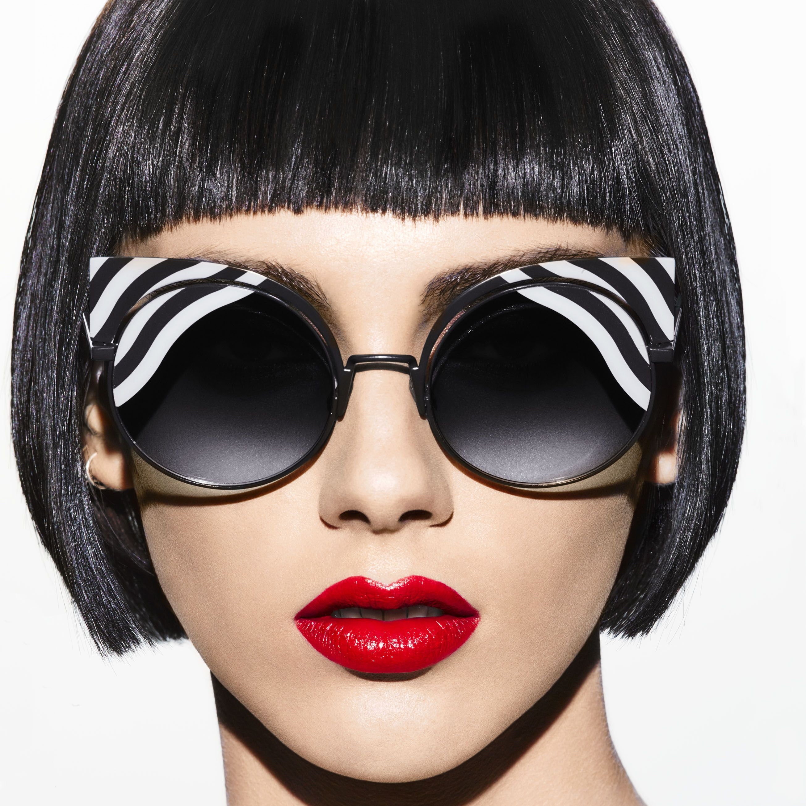 """<p><strong>BEAUTY BAZAAR:</strong><strong> </strong>Pop your pout with <a href=""""http://www.neimanmarcus.com/Tom-Ford-Beauty-Lip-Color-Cherry-Lush/prod142510176/p.prod"""" target=""""_blank"""">Tom Ford Lip Color</a> in Cherry Lush ($52).</p><p><strong>Fendi </strong>sunglasses, $695, 888-721-7219.</p>"""
