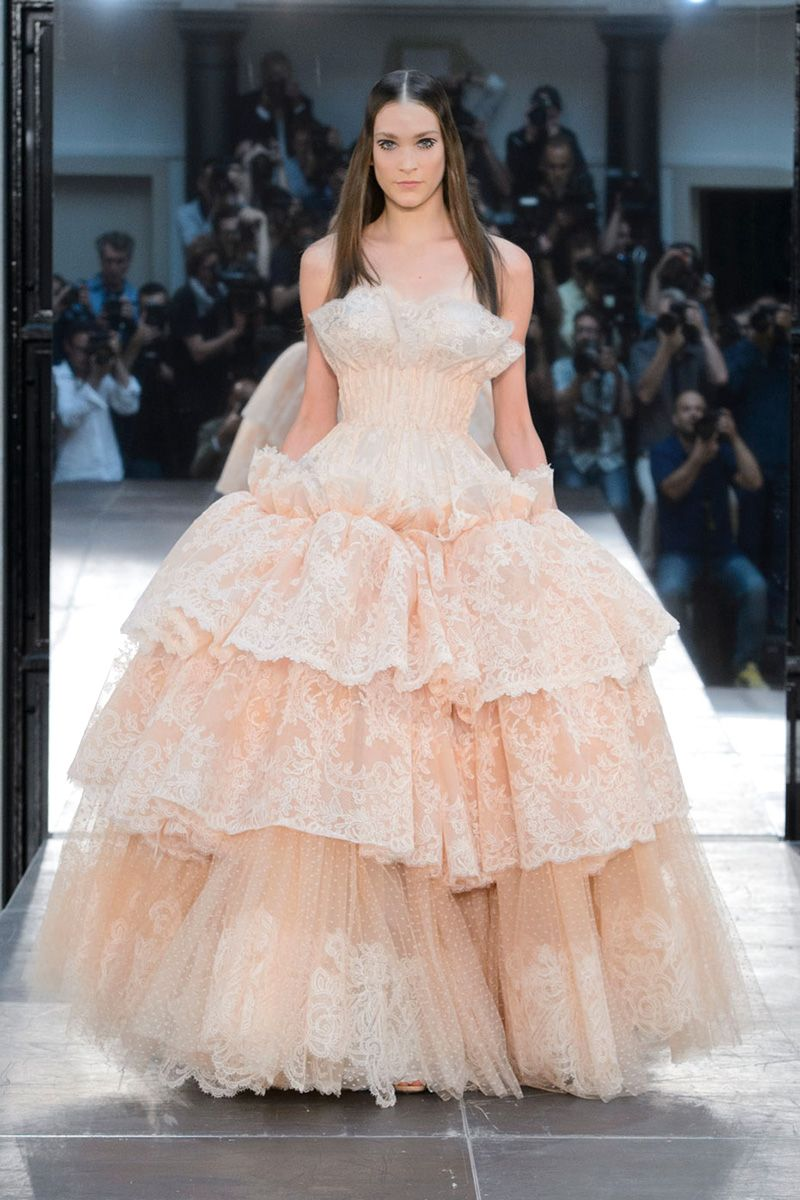 The Best Couture Wedding Gowns From Fall 2016 Runways