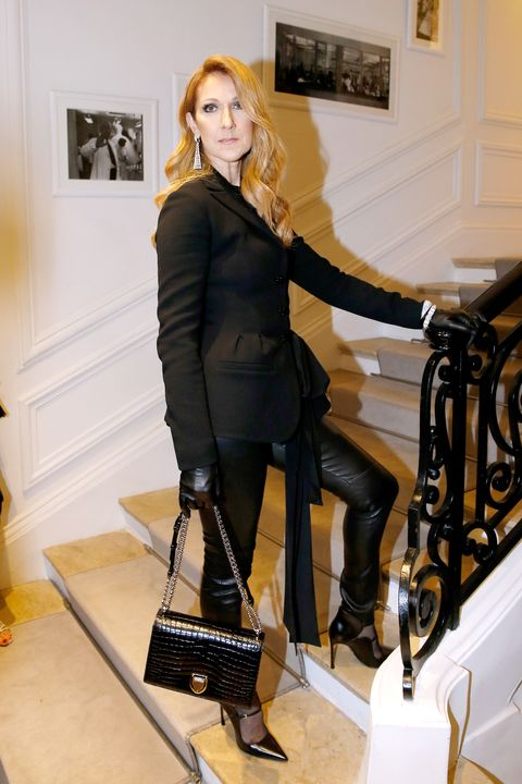 Outerwear, Style, Knee, Stairs, Fashion, High heels, Blond, Thigh, Picture frame, Fashion model,