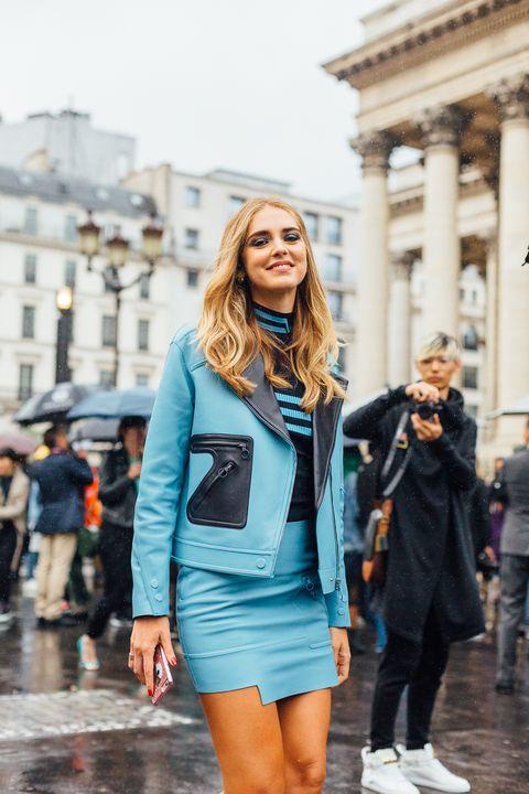 Clothing, Coat, Outerwear, Winter, Jacket, Style, Street fashion, Street, Bag, Fashion,