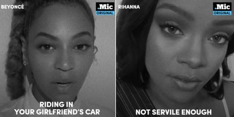 Beyoncé, Rihanna, and Other Celebrities Join Forces for a Powerful PSA About Racism in America