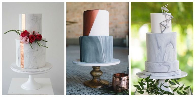 Our Favorite Home Decor Trend Is The Next Best Thing in Wedding Cakes
