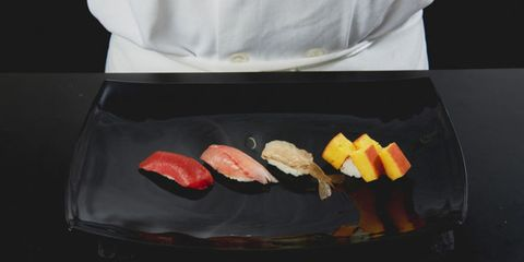Eat Chic: 9 Things You Probably Don't Know About Sushi