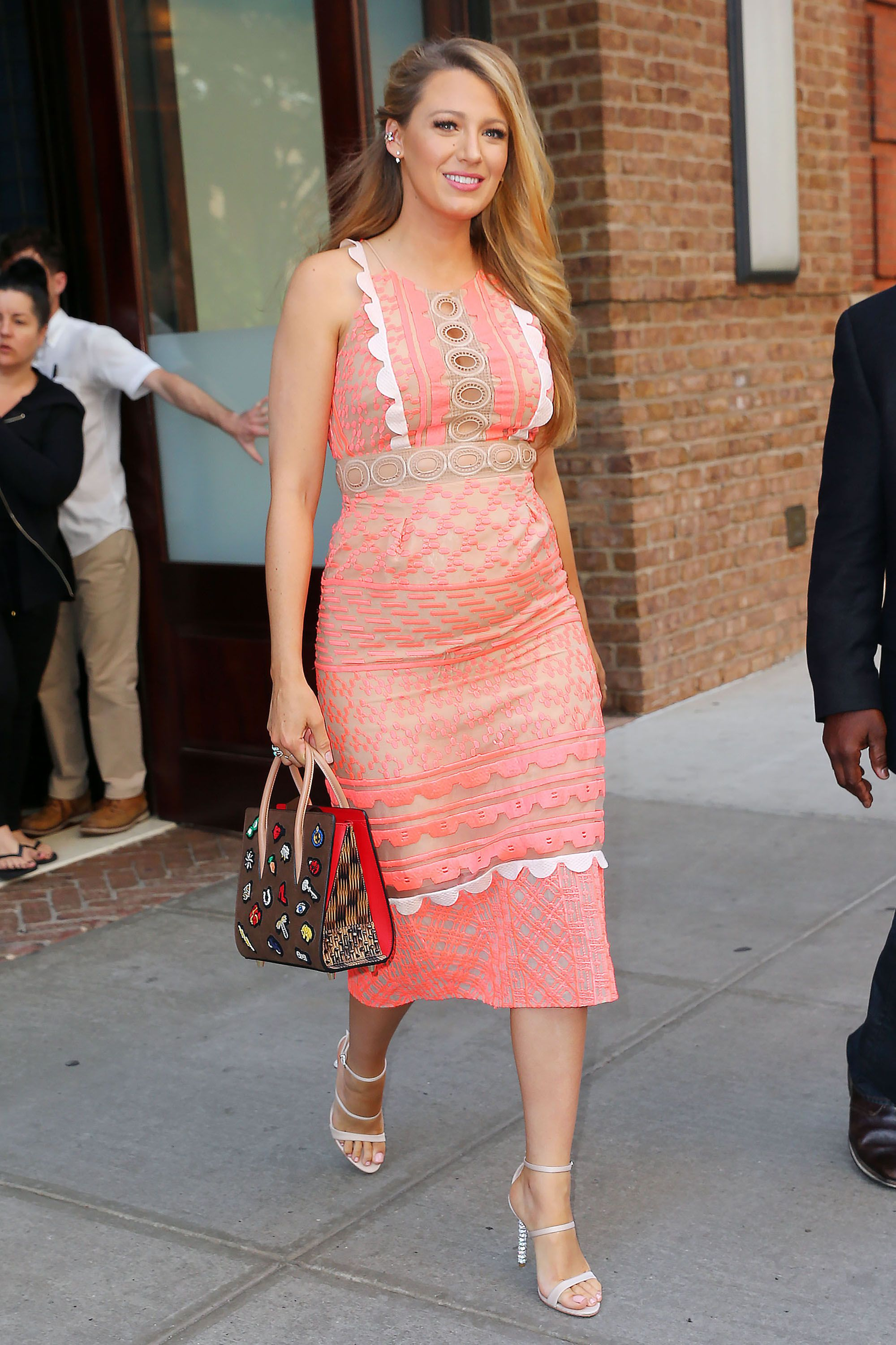 Blake Lively Pregnancy Style - Blake Lively Fashion