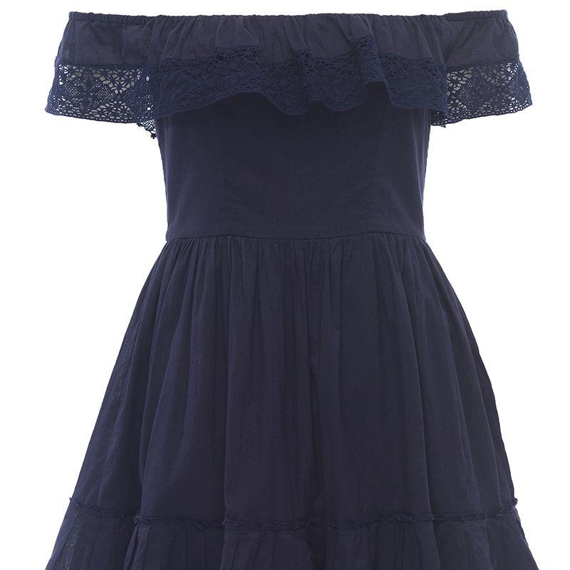 "<p><strong>LoveShackFancy</strong> dress, $255, <a href=""https://loveshackfancy.com/collections/summer-16-new-arrivals/products/izzy-dress-2"" target=""_blank"">loveshackfancy.com</a>.</p>"