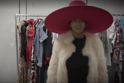 how beyoncé chose her formation tour wardrobe