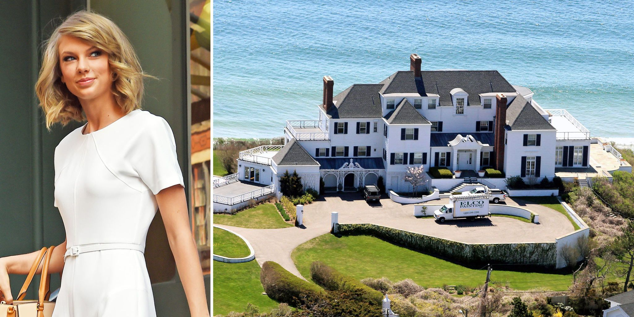 10 Things You Didn't Know About Taylor Swift's Rhode Island Mansion