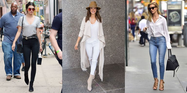 The 6 Essential Skinny Jeans Every Woman Should Own