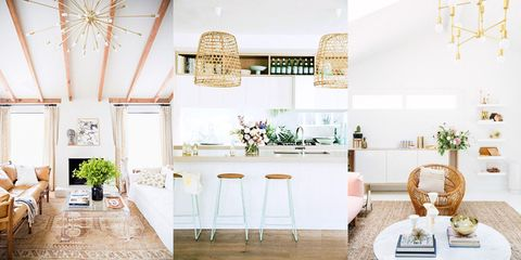 Summer Interior Inspiration - How To Decorate Your Home for Summer