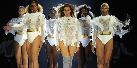 Thigh, Waist, Costume design, Fashion design, Costume, Abdomen, Makeover, Fashion model, Embellishment, Dancer,