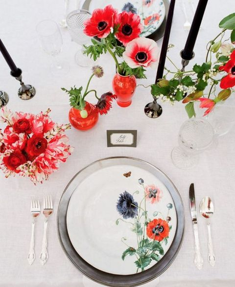 """<p><a href=""""http://ariellaflowers.com/"""">Ariella Chezar</a>'s designs are distinct and singular–she knows how to merge colors together effortlessly and each arrangement is impeccably styled. For the bride that wants a closer look at wedding day details, she's the designer to follow.</p>"""
