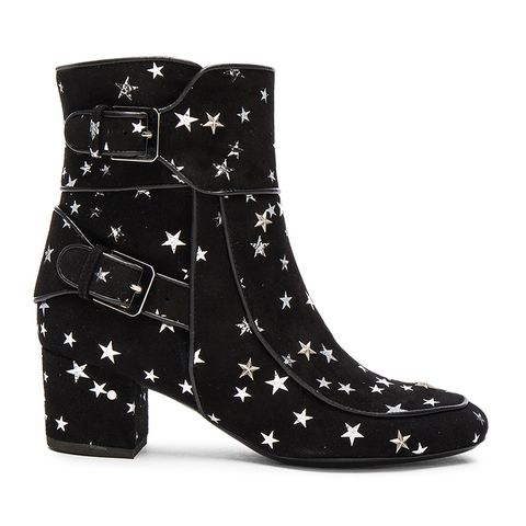 Boot, White, Pattern, Black, Synthetic rubber, Motorcycle boot, Costume accessory, Buckle,