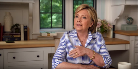 See Hillary Clinton's Entire Career in 12 Minutes, Thanks to This Video by Shonda Rhimes
