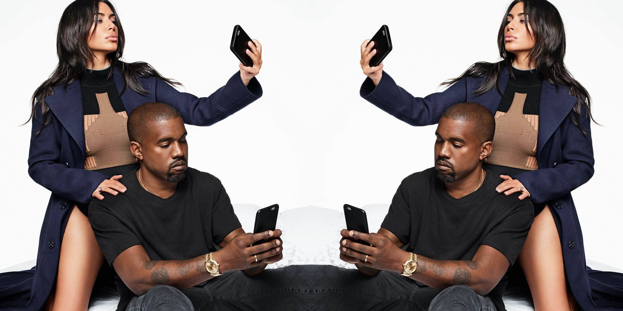11 of the Wildest Quotes from Kim Kanyes BAZAAR Cover
