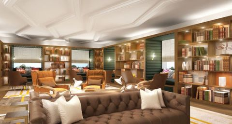 """<p>At nearly 60,000 sq ft., London's brand new <a href=""""http://www.devonshire.club/"""" target=""""_blank"""">Devonshire Club</a> beautifully embraces the glamour of the 1950's and 60's–pairing the service and sophistication of the West End with the downtown cool of the East End. Just off Liverpool Street, this private club boasts an incredible food and beverage  program, as well as a plethora of amenities for members–like a private gymnasium, a winter garden with an adjoining cigar terrace and a summer terrace for al fresco dining and lounging. With 68 guest rooms, Devonshire Club is potentially the hottest members spot in the city&#x3B; expect to pay approximately £2,000 for a yearly membership.</p><p><em>Devonshire Club&#x3B; 4 & 5 Devonshire Square, London EC2M 4YD, +44 020 3750 4545</em><em>.</em></p>"""