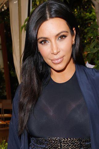 Kim Kardashian West Looks Unrecognizable In Her New KKW Beauty Sooo