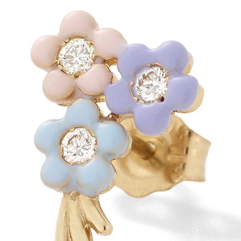 "<p><strong>Alison Lou </strong>earring, $550, <a href=""https://www.modaoperandi.com/alison-lou-fw16/bouquet-of-daisies-stud-earring"" target=""_blank"">modaoperandi.com</a>. </p>"