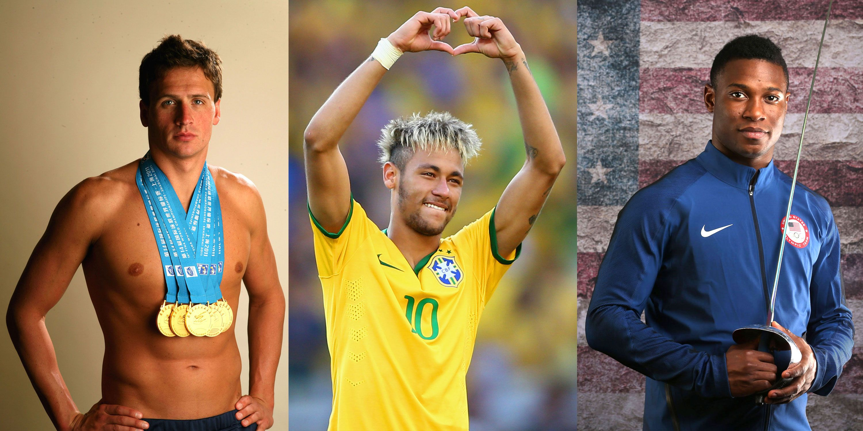 Behold: The 20 Hottest Male Olympians in Rio RightNow