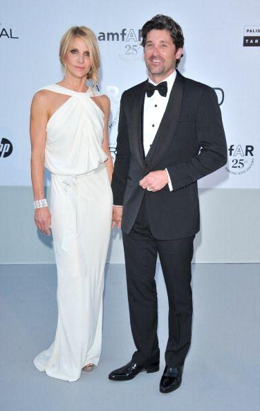 <p>Dempsey married makeup artist Jillian Fink in 1999. </p>