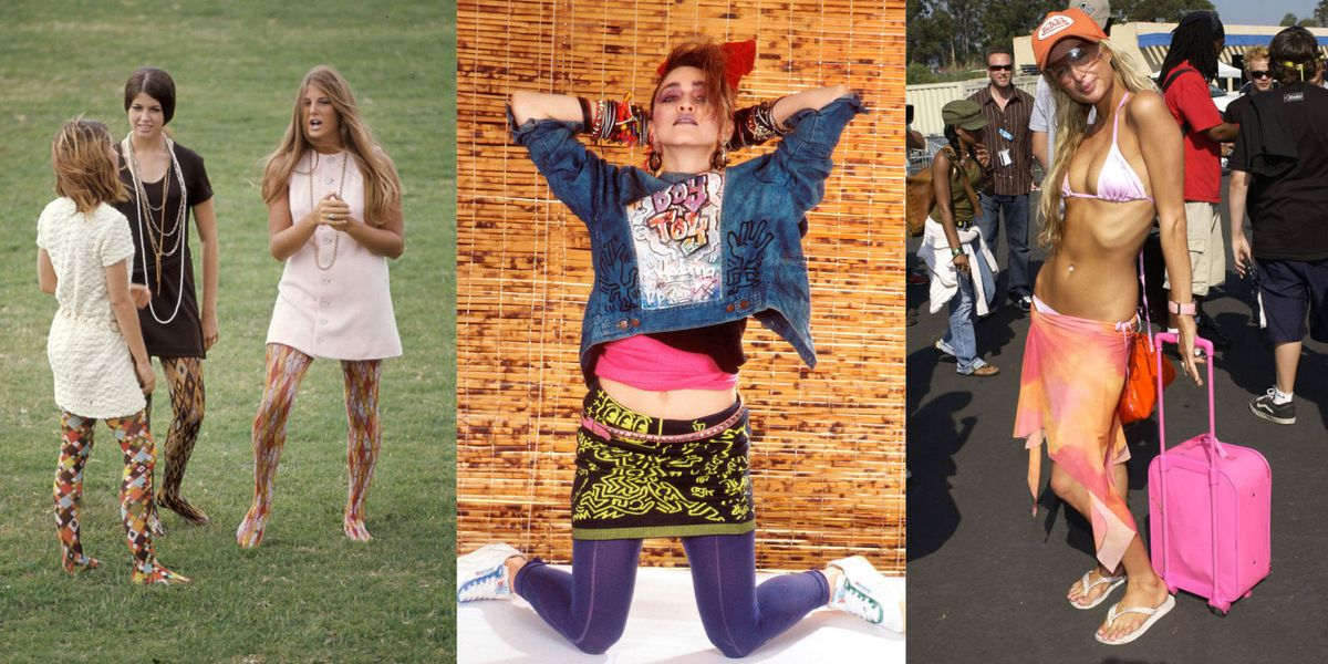 Worst Fashion Trends Of All Time The Worst Fashion