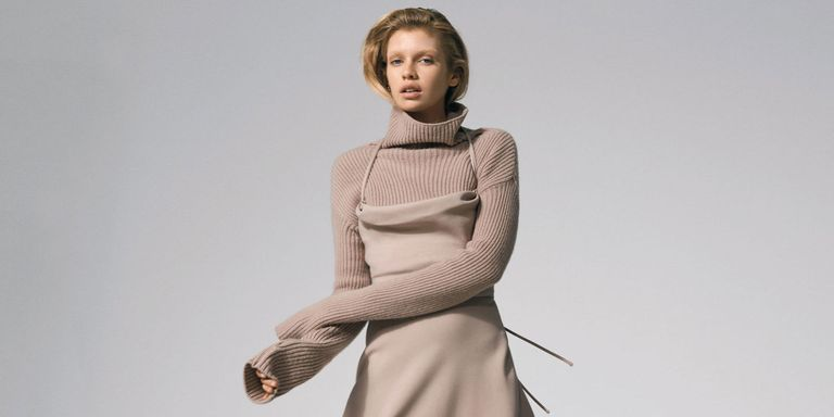 embrace the seasons new hue in head to toe looks that exude effortless ease - Camel Color