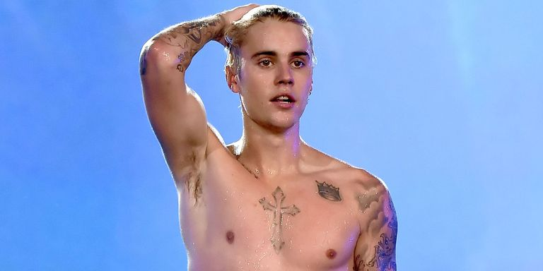 Uncensored naked pictures of justin bieber