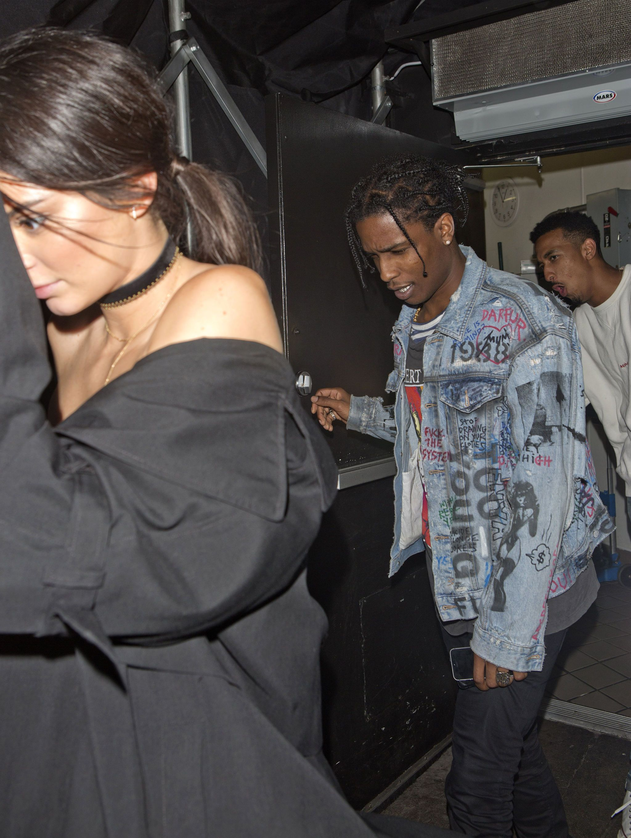 Kendall Jenner and A$AP Rocky Pictured Together Kendall