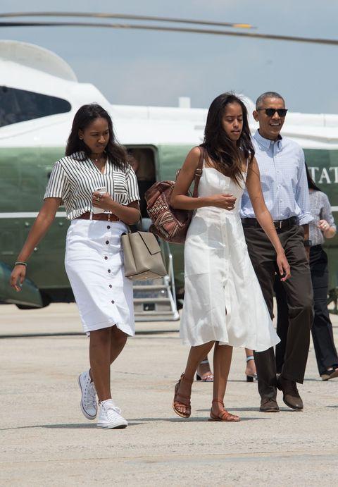 Sasha And Malia Obama S Best Fashion Looks Style