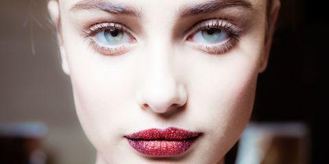 Lip, Cheek, Brown, Skin, Eye, Eyelash, Chin, Forehead, Eyebrow, Iris,