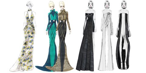 The Ultimate Red Carpet Gown Will Be Revealed At New York Fashion Week The Next Major Red Carpet Designer Is Here