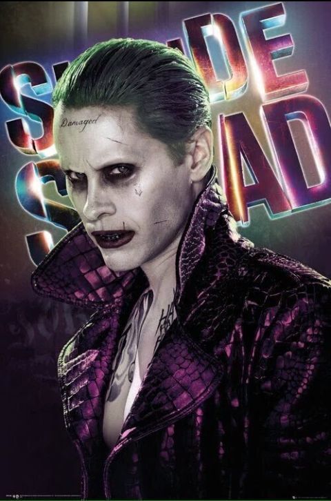"<p>As Will Smith told Beats 1 radio, Leto was so in character as The Joker that he <a href=""http://www.thewrap.com/suicide-squad-will-smith-never-met-jared-leto-the-joker-while-filming-warner-bros-supervillain-movie/"">never once broke from his role</a>, even after the cameras were off. ""I've never actually met Jared Leto. We worked together for six months and we've never exchanged a word outside of 'Action!' and 'Cut!' I literally have not met him yet. So, the first time I see him will be 'Hey, Jared. What's up?' He was all in on the Joker.""</p>"
