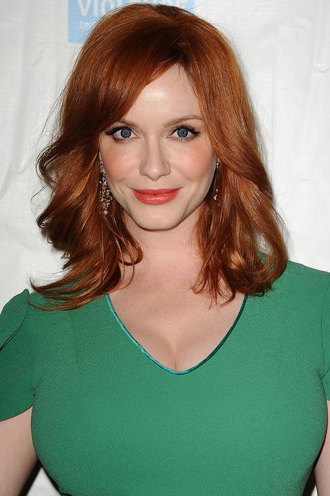 10 Best Auburn Hair Color Shades 10 Celebrities With Red