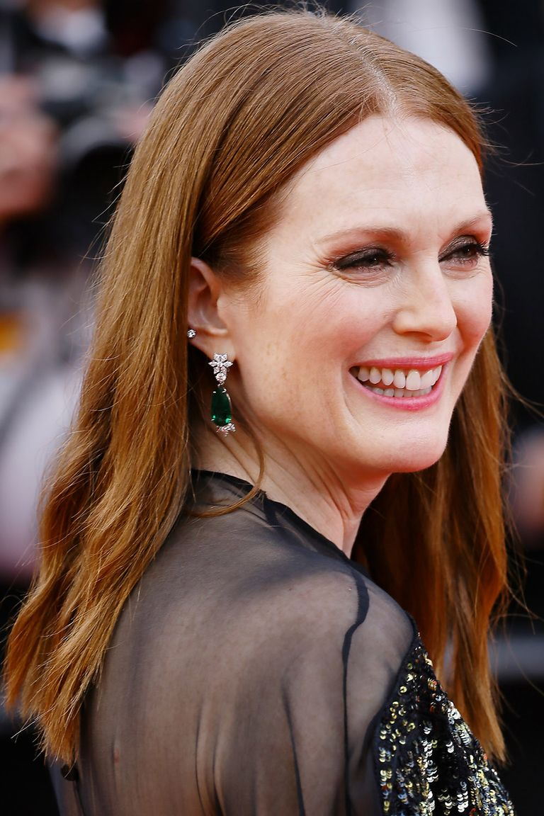 10 Best Auburn Hair Color Shades - 10 Celebrities With Red Brown Hair