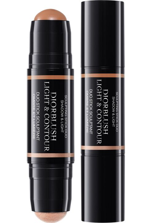 "<p><strong>Dior</strong> Diorblush Light & Contour Sculpting Stick Duo, $44, <a href=""http://shop.nordstrom.com/s/dior-diorblush-light-contour-sculpting-stick-duo/4426621?cm_mmc=google-_-productads-_-Women%3AMakeup%3ACheek-_-5219932&rkg_id=h-3e128874b7b498a82a3906b347d8a2cc_t-1470073203&adpos=1o1&creative=56201907233&device=c&network=g&gclid=COqv1bjhoM4CFUUmhgodIqsDsA"" target=""_blank"">shop.nordstrom.com</a>. </p>"