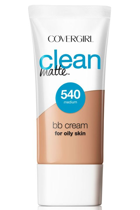 "<p>Maybe you're wary of buying base at the drugstore. So let this be your Plan-B-my-regular-foundation-is-melting-off-my-face summer formula. The stay-put, powder-based BB absorbs quickly into skin, leaving it pleasantly matte—a damn good feeling when it's hot AF. </p><p><strong>CoverGirl</strong> Clean Matte BB Cream, $8, <a href=""http://www.ulta.com/clean-matte-bb-cream?productId=xlsImpprod14161013"" target=""_blank"">ulta.com</a>.</p>"