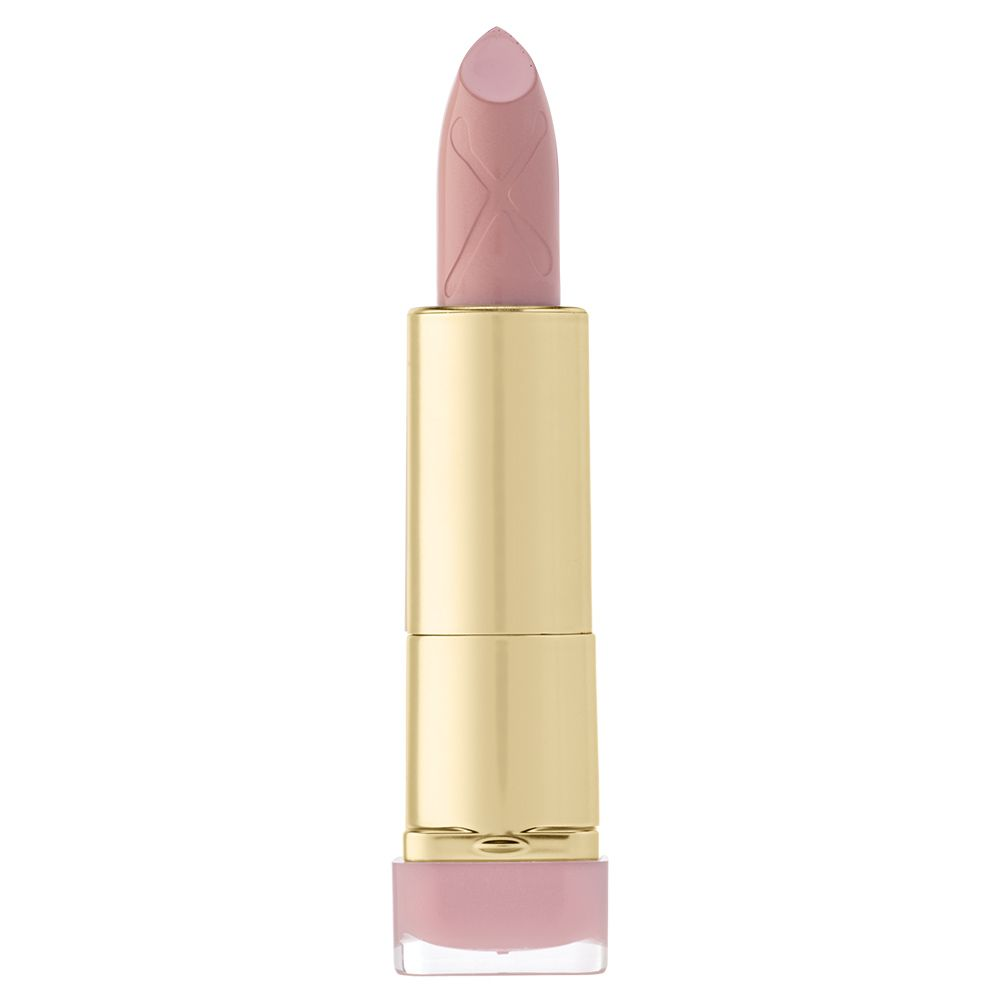"<p>""Simply Nude Lipstick is the perfect barely there pink. It enhances the natural tones of the lip while adding a touch of playfulness and sheen. This shade also pairs well with any look—from a smoky eye to nude and natural.""</p>"
