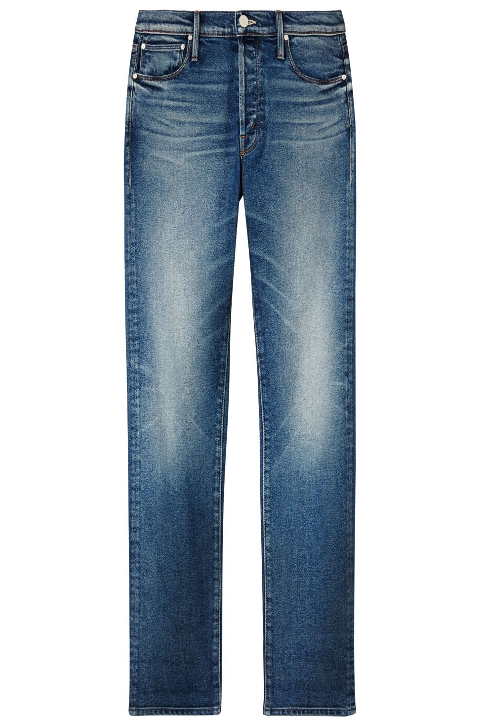 "<p>""Jeans are my go-to."" <strong>Mother Denim</strong> jeans, $245, <a href=""http://www.motherdenim.com/"" target=""_blank"">motherdenim.com</a>.</p>"