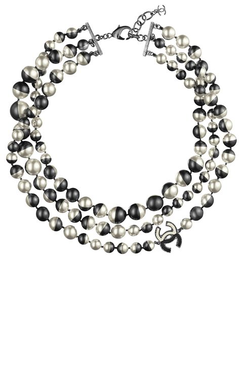 <p><strong>Chanel</strong> necklace, $1,725, 800-550-0005.</p>