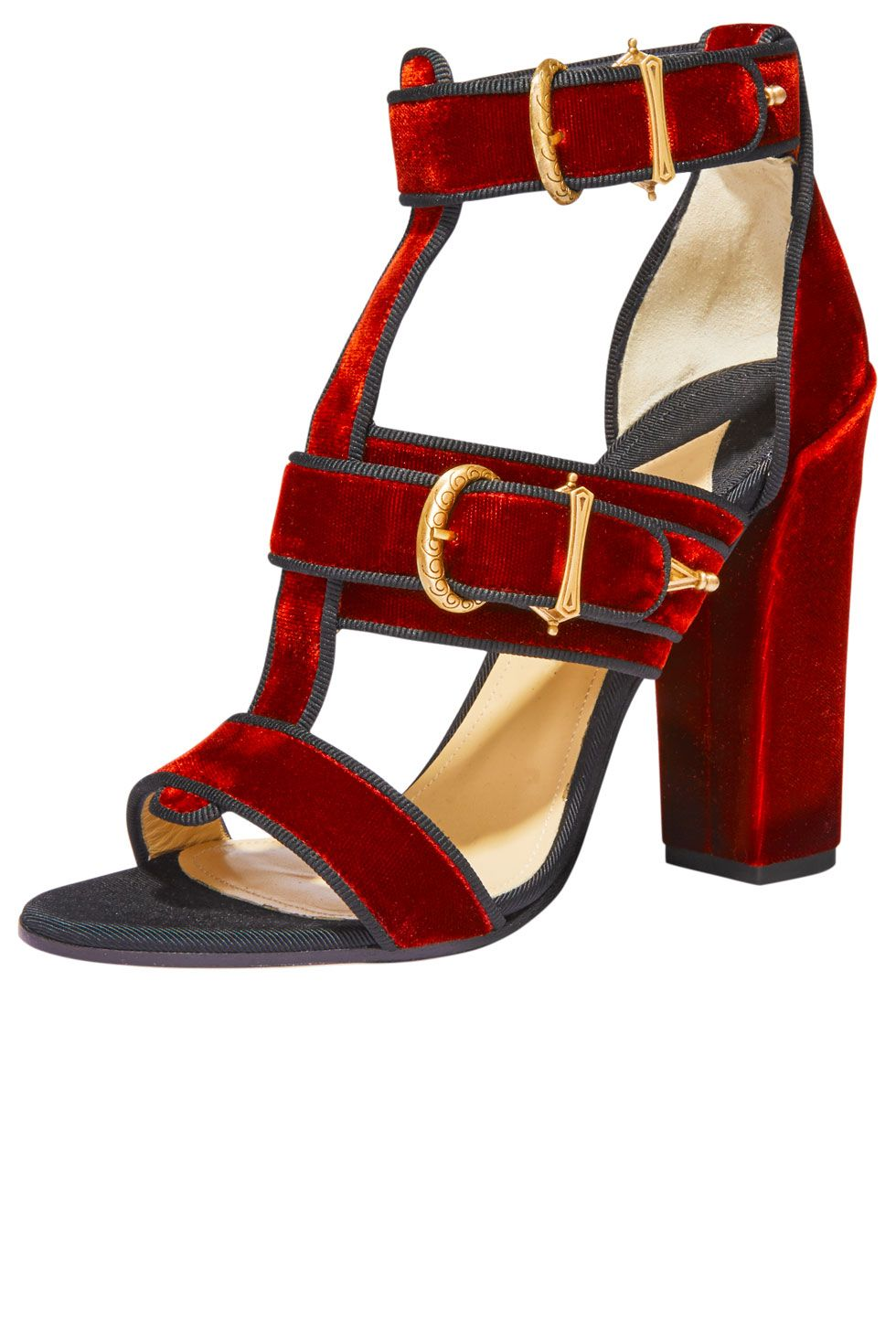 "<p><strong>Paul Andrew</strong> sandals, $995, <a href=""http://www.nordstrom.com/"">nordstrom.com</a>.</p>"