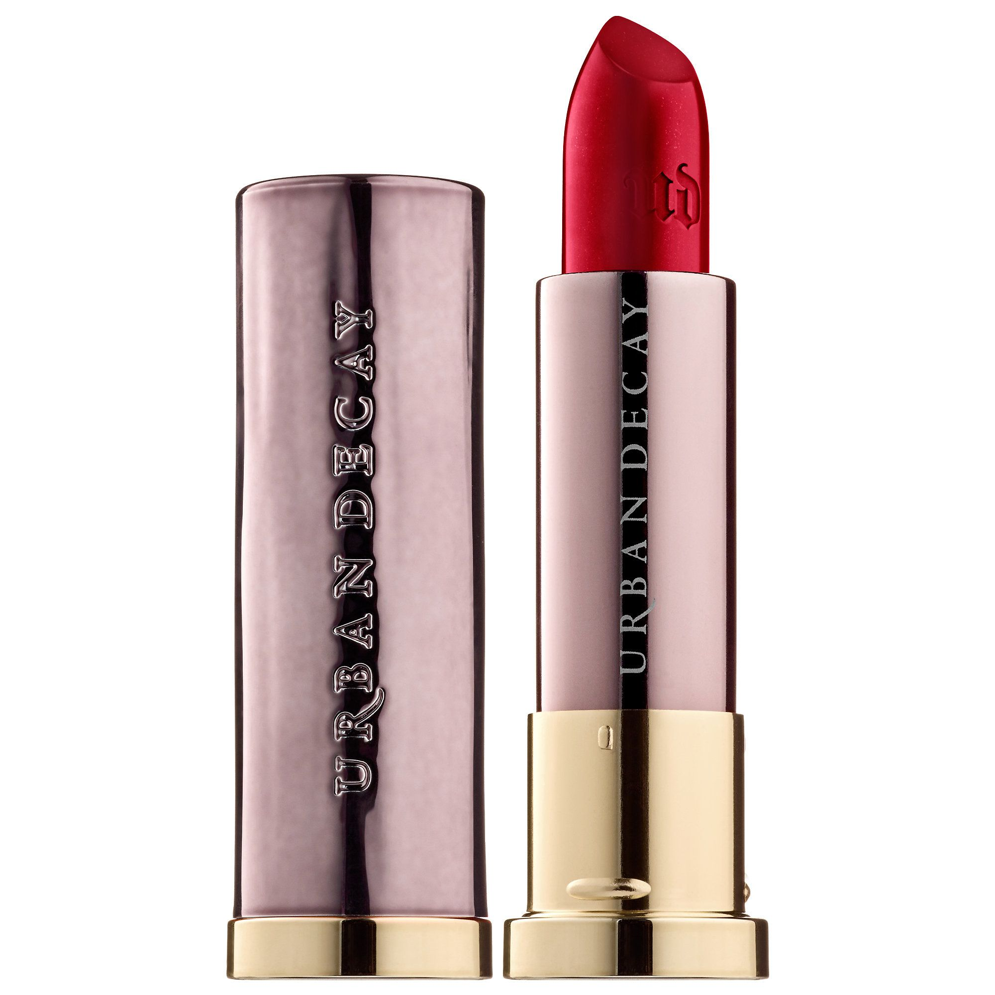 "<p><strong>Urban Decay </strong>Vice Lipstick in Bad Blood, $17, <a href=""http://www.sephora.com/vice-lipstick-P409523?skuId=1827641&icid2=products%20grid%3Ap409523"" target=""_blank"">sephora.com</a>.</p>"