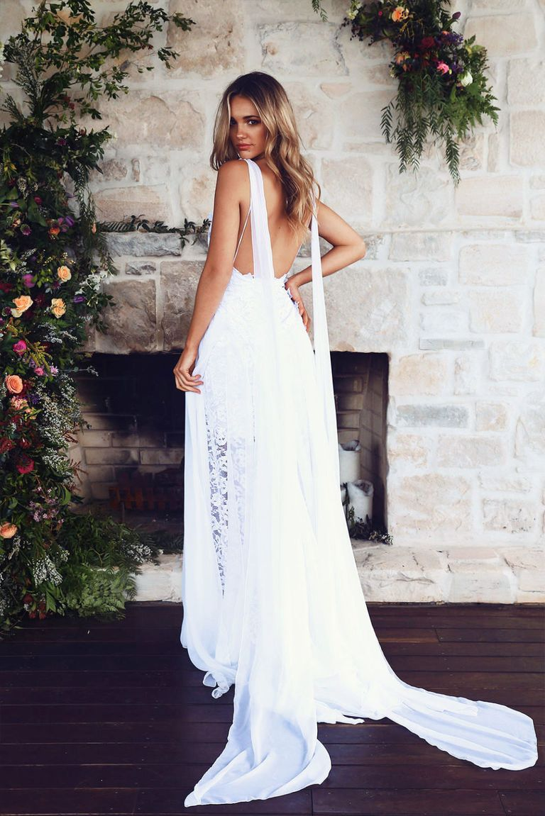 Grace Loves Lace Wedding Gown Pinned Over 2.5 Million Times ...