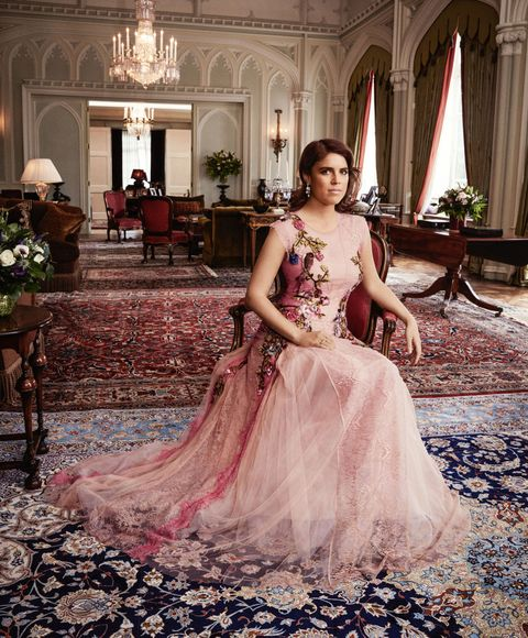 A Day In The Life Of Princess Eugenie Of York Princess Eugenie